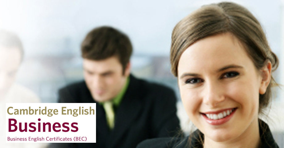 BEC Cambridge Business English Certificate