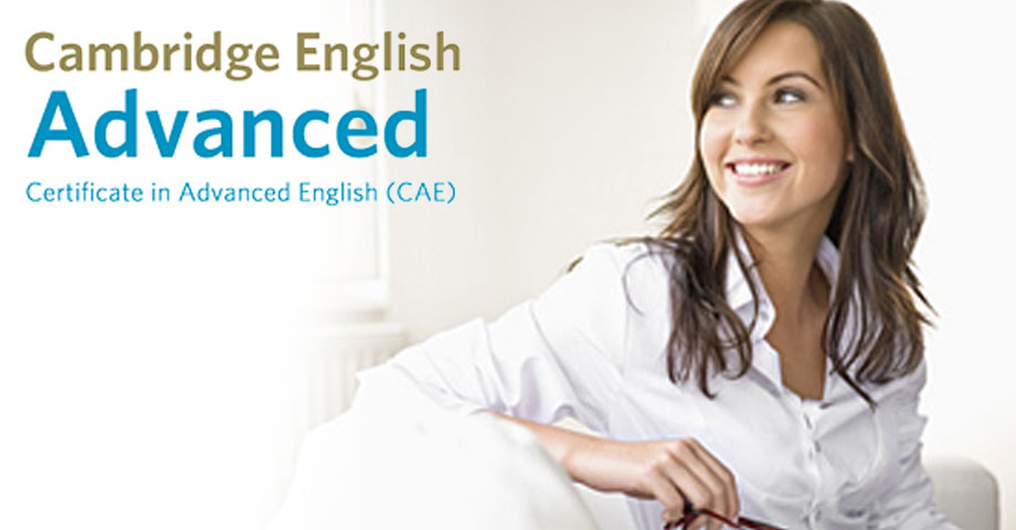 CAE Cambridge English Advanced