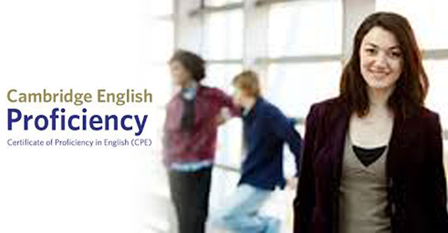 CPE Cambridge English Proficiency