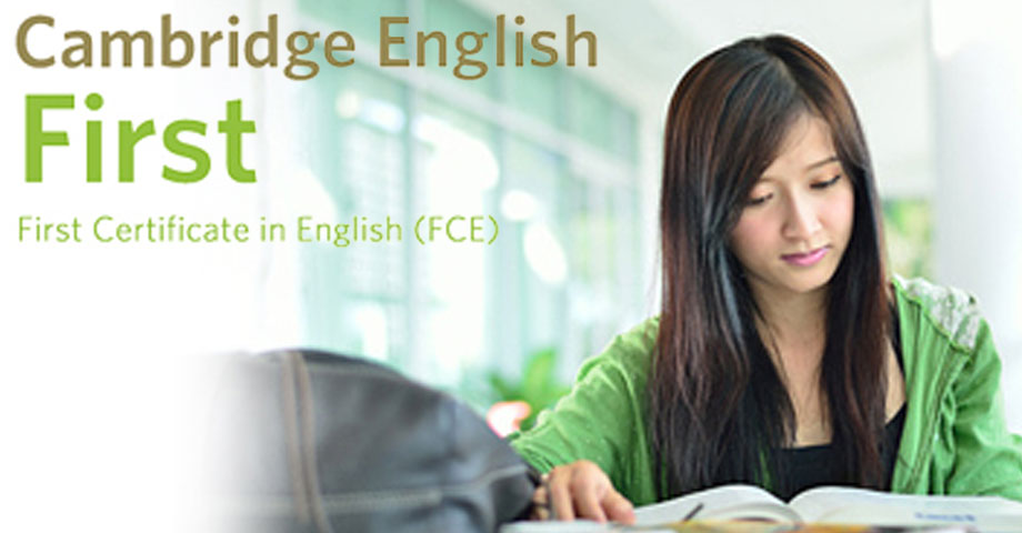 Cambridge English FCE