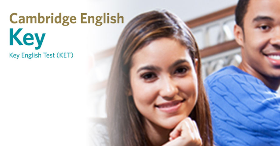 Cambridge English Key (KET) – Početni nivo